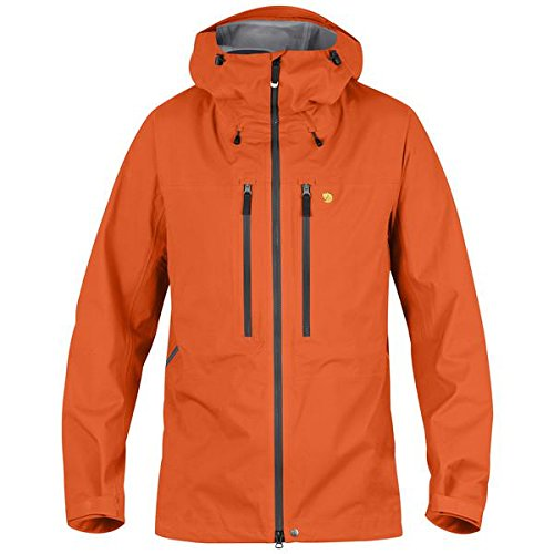 Fjällräven Fjallraven BERTAGEN ECO Shell Jacket M Giacca Freeride Hokkaido Orange AI18