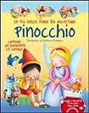 Scarica Libro Pinocchio Con CD Audio (PDF,EPUB,MOBI) Online Italiano Gratis