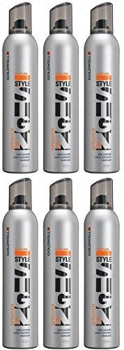 Goldwell Sprayer 6 x 300 ml Style Sign Texture GW Kraftvoller Haarlack