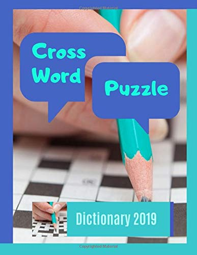 Crossword Puzzle Dictionary 2019: Fun & Easy Crosswords Award, Games for Every Day quick crossword collection Puzzle Book Brain (USA Today Puzzles)