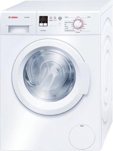 Bosch WAK20168IT Freestanding Front-load 8kg 1000RPM A+++ White washing machine - washing machines (Freestanding, Front-load, White, Left, LED, 63 L)