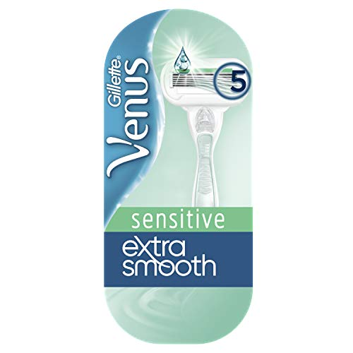 Gillette Venus Extra Smooth Sensitive Frauenrasierer (1 Rasierklingen)