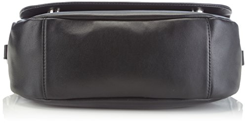 Bree Avignon 1, Black, Cross Shoulder S W15, Sacs bandoulière Femme Noir (black 900)
