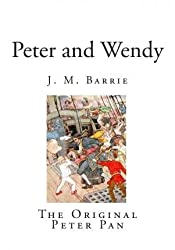 BY Barrie, James Matthew ( Author ) [ PETER PAN (WITH ORIGINAL ILLUSTRATIONS AND VOCABULARY NOTES) ] Jul-2014 [ Paperback ]