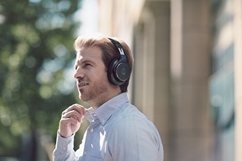 Audio-Technica ATH-DSR7BT Wireless Over-Ear Kopfhörer mit Pure Digital DriveTM - 7