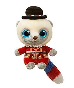 Aurora YooHoo, Beefeater, Juguete Suave, 61218,, 5 Pulgadas, Recuerdo de Londres, Regalo