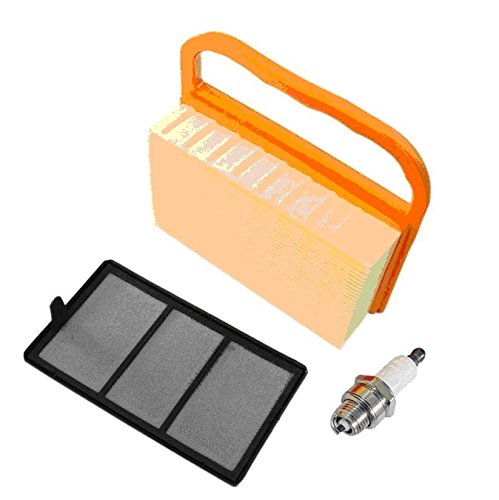 ISE Service Kit Air Filter Spark Plug Fits Stihl TS410 TS420 Cut Off Saw Replace 4238 140 4401 Test