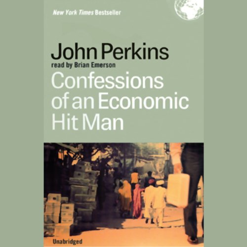 Confessions of an Economic Hitman  Audiolibri