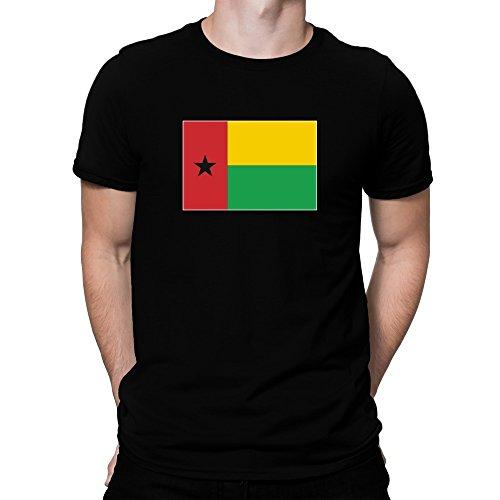 Teeburon Guinea Bissau Flag T-Shirt -