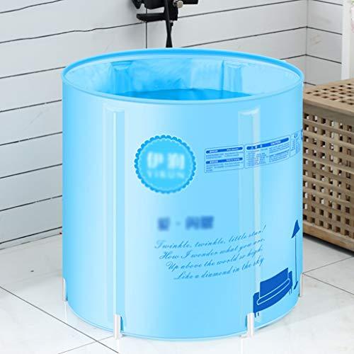 rung kann die Badewanne für Erwachsene anheben, die Badewanne faltet die aufblasbare Badewanne und die Höhe kann angehoben und die doppelte gesteppte Isolierung abgesenkt werden. S ()