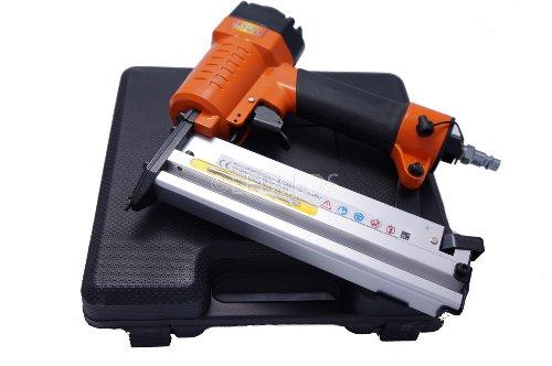 Chiodatrice spillatrice sparachiodi graffatrice aria pneumatica valigia accessor