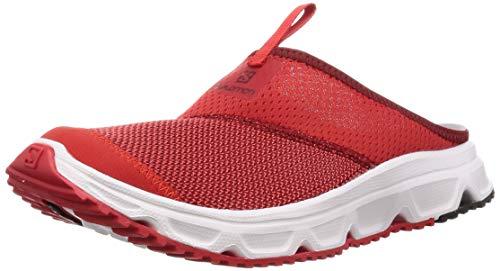 Salomon Herren Rx Slide 4.0 Traillaufschuhe, Rot (high risk red/white/red dahlia), 46 EU