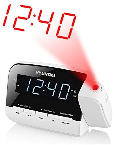 hyundai-uhrenradio-digitaler-wecker-projektion-radiowecker-digital-radio-uhr-2-weckzeiten-projektion