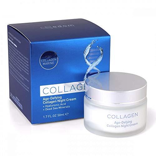 Gesichtscreme Damen und Männer mit Hyaluron - Zertifizierte Anti Aging Creme - 50ml Tagescreme - Anti Falten Creme mit Totem Meer Salz und Sheabutter für ein frischeres Hautbild - Für alle Hauttypen -