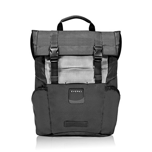 everki-contempro-roll-top-laptop-backpack-fits-up-to-156-inch-with-spacious-compartments-black