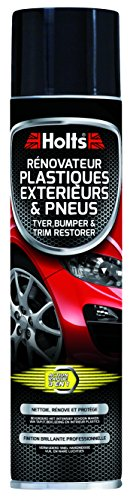 Holts 10159 Lustrant pour Pneus Rénovateur Plastiques Extérieurs et Pneus