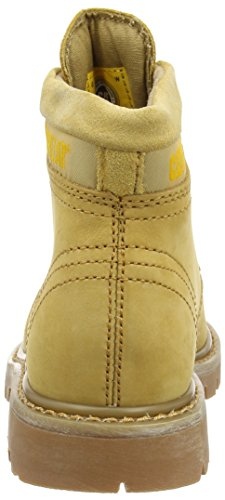 Caterpillar Ridge, Ankle boots sans doublure femme Beige (Honey Reset)