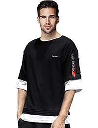 EYEBOGLER Men's Classic Fit T-Shirts