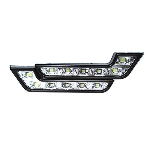 GRFH Automotive LED High-Power L-Typ Highlight Außenlampe Refit Lampe Wasserdichte Lampe Allzweck 12000MCD