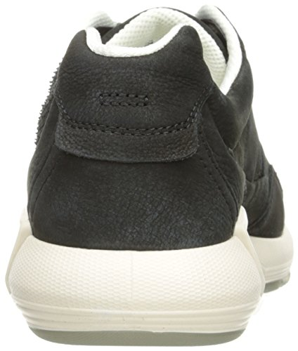ECCO Cs16 Ladies, Sneaker Basse Donna Schwarz (51707BLACK/BLACK)