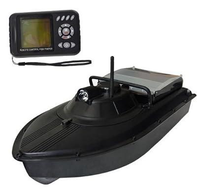 Remote Control Fish Finder 300M Sonar Detection RC Bait Boat 2BL10Ah by GR-TECH