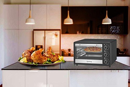 Lifelong-16L-1200-Watt-Oven-Toaster-Griller-Black