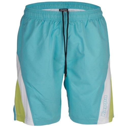 Kappa Uni Short Herald aqua blue