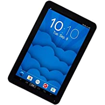 "Woxter SX 220 - Tablet con pantalla de 10.1""( Wi-Fi, Bluetooth 4.0, Cortex A7, 1 GB de RAM, memoria interna de 16 GB 2 GHz, Android 6.0) color negro"