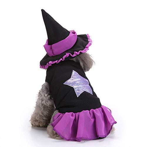 NKLD MCLOTH045GG Haustier/Katze Kleidung Kostüm Kleidung, Dress up Pet Kostüme, Hund Katze Anzug, lustige Assistent Anzug Cosplay ()