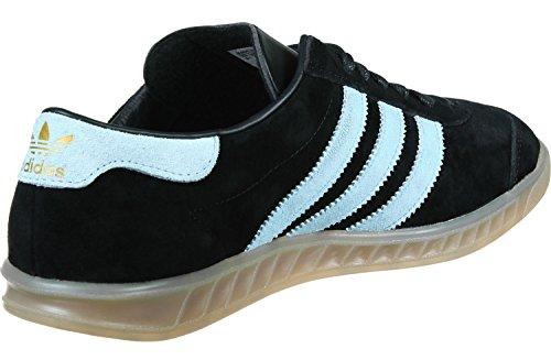 Adidas Hamburg (S74833) Schwarz Blau