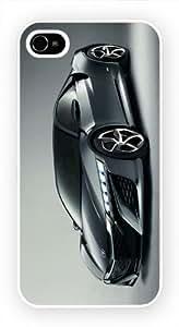 Samsung Galaxy S4, The Avengers 2012 Stark Industries Super Car 2015 Acura NSX Conc, Nouveau Printed cas dur de téléphone - Coque de protection - Installez le - Haut Quaility