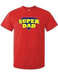Superdad Men's Fun Father's Day Birthday Christmas Gift T-Shirt