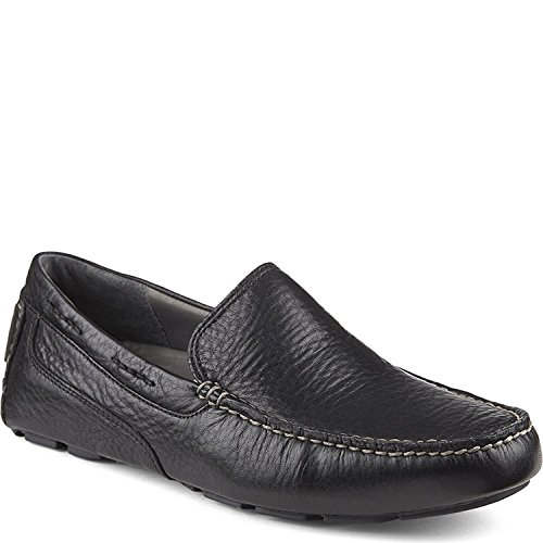 Sperry Top-Sider Mens Gold Cup Kennebunk ASV,Black/Black Leather,US 10.5 M (Sperry Gold Cup)