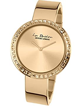 Jacques Lemans Damen-Armbanduhr La Passion Analog Quarz Edelstahl LP-114C