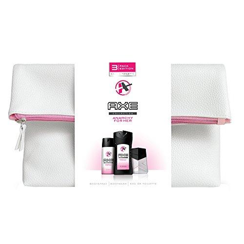 Axe Neceser de regalo con perfume desodorante + gel de ducha para mujer