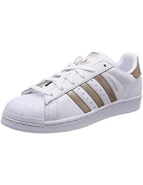 adidas Damen Superstar W Low-Top
