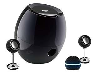 blaupunkt sp 120 bk bluetooth lautsprecher schwarz amazon. Black Bedroom Furniture Sets. Home Design Ideas