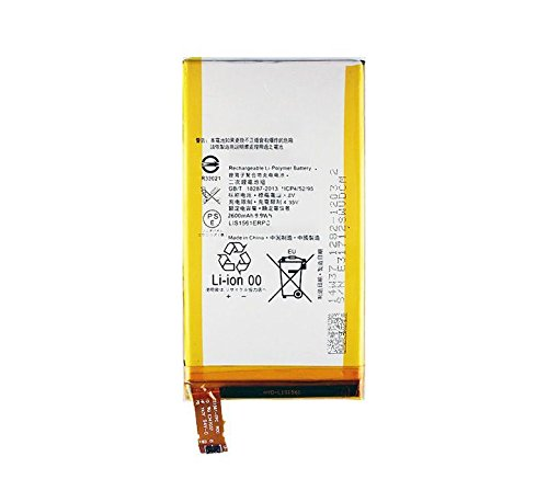 Generic Replacement Internal Battery for Sony Xperia C42600 Mah Li-Ion