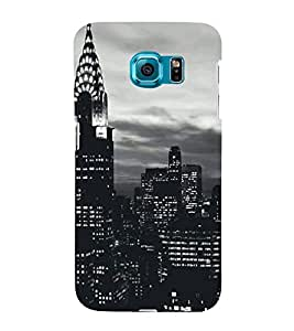 High Rise Buildings Hard Polycarbonate Designer Back Case Cover for Samsung Galaxy S6 Edge :: Samsung Galaxy S6 Edge G925 :: Samsung Galaxy S6 Edge G925I G9250 G925A G925F G925FQ G925K G925L G925S G925T