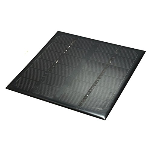3W Solarkollektoren - TOOGOO(R)3W 520mA 6V monokristallinem Silizium-Solarzellen