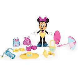 IMC Toys - Minnie Fashionista Plage - Fig 15 cm - 182189 - Disney