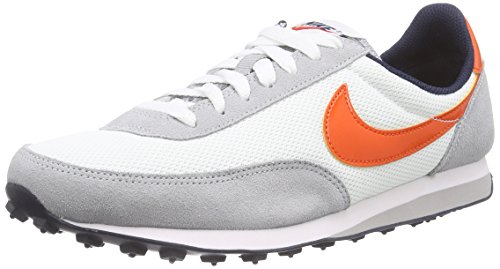 Nike Elite (GS), Jungen Laufschuhe, Weiß (Summit White/Team Orange/Wolf Grey/Obsidian 103), 39 EU