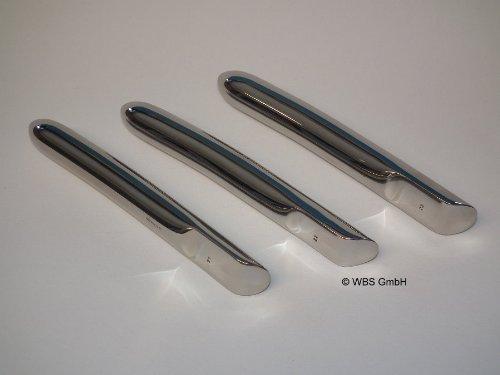 Dilatator, Hegarstift aus Edelstahl, Größe 21 - 23 mm, 1 Stück