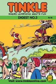Tinkle Digest No. 3
