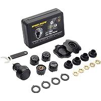 Praktisches Tire Pressure Monitoring System Druck-Kontrollsystem von hohen Präzision intelligenter Alarmanlage 433,92 MHz
