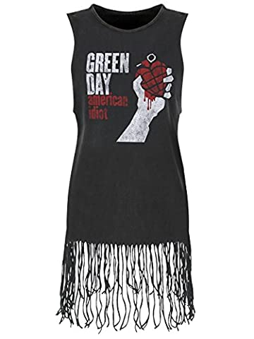 Green Day Demolicious - Green Day Débardeur gris foncé pour femmes
