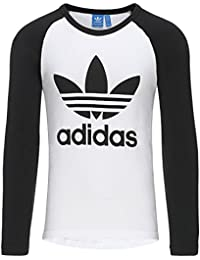 adidas Adi Trefoil Tee Ls Long-Sleeved Shirt