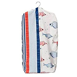 Fish Tales Diaper Stacker