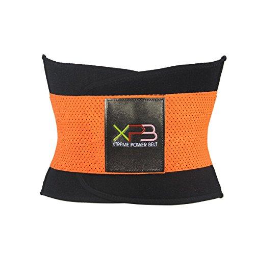 XHCP Damen Taillentrainer ohne Knochen Baskisches Korsett Bustier Top Weight Loss Body Shaper