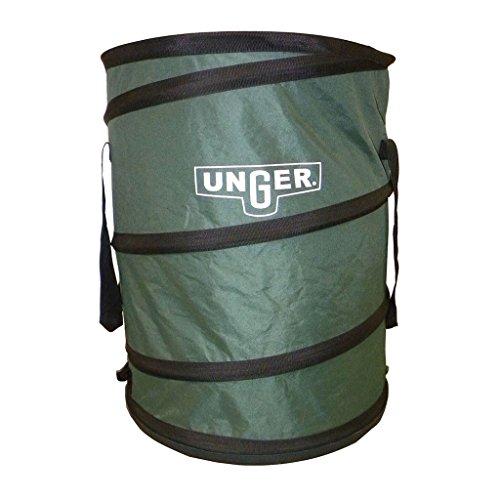 Unger Nifty Nabber Bagger 180 Liter grün, Abfallbehälter für die Aussenreinigung